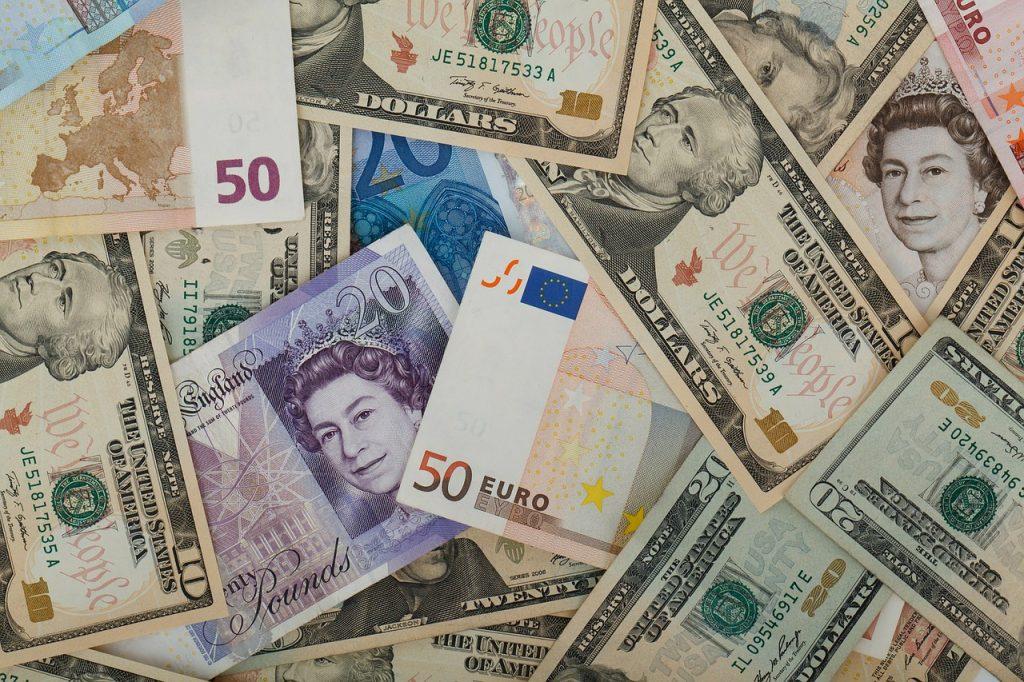 様々な通貨