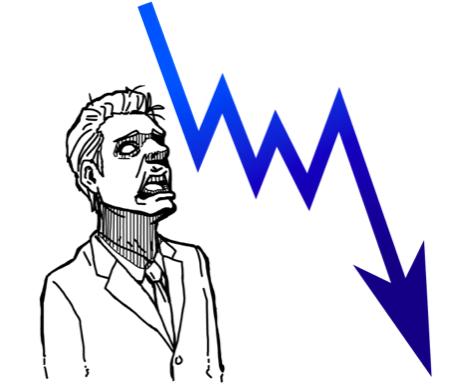 軽い気持ちでスワップ目的のトレードをすると必ず大きな価格変動によって損をします