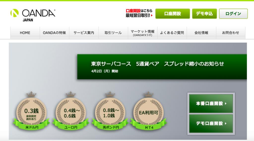 OANDA Japanの申込方法をどこよりも丁寧に解説
