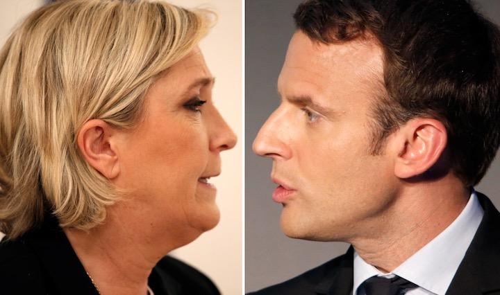 フランス大統領選挙第二回投票はルペンvsマクロン