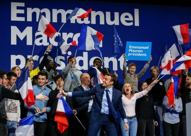 4月23日にフランス大統領選挙が行われる